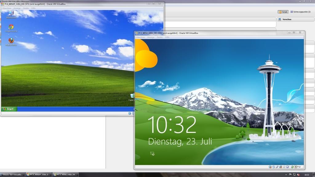 Dual Monitor - zweiter Bildschirm