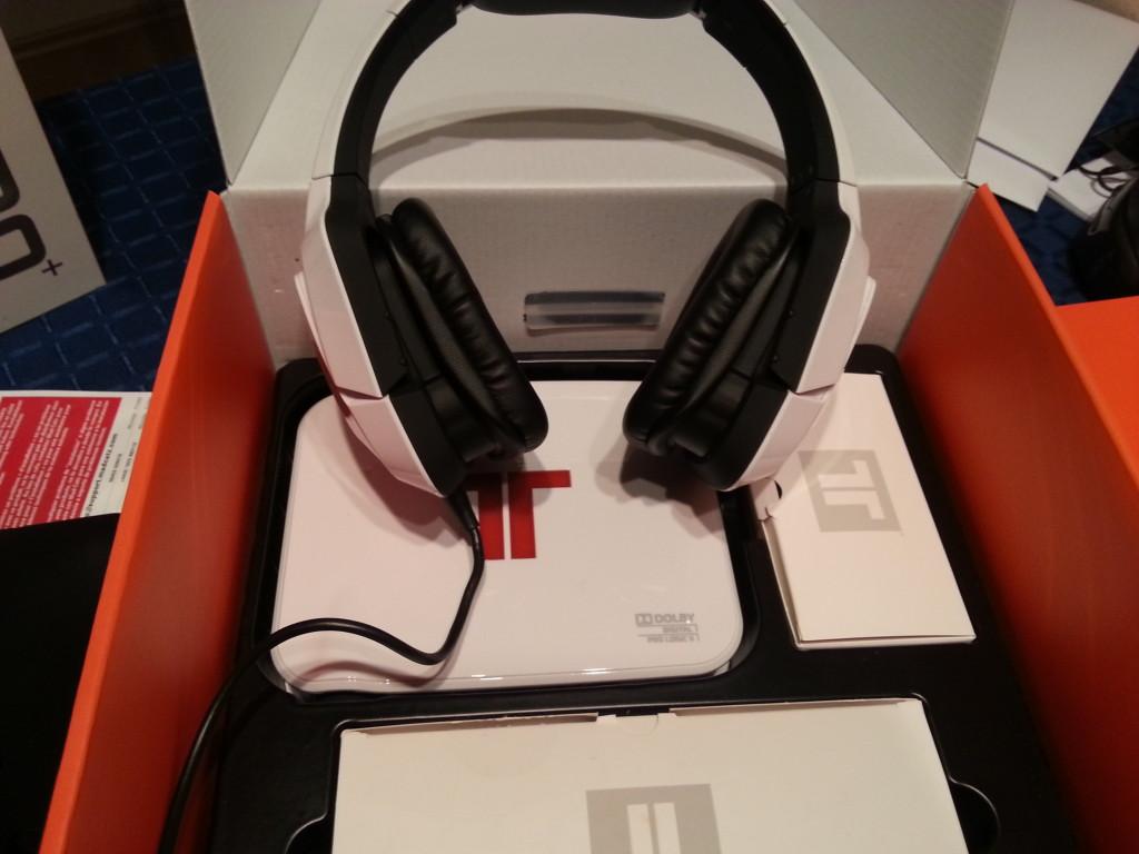 Tritton Pro+ Headset | Übersicht