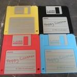 Die Diskette lebt – Geschenkidee für Computer-Nostalgiker