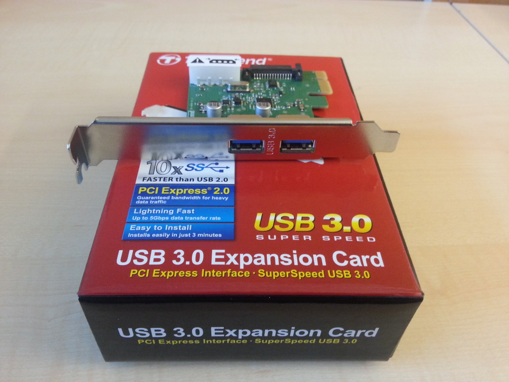 USB 3.0 | Erweiterungskarte