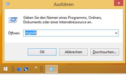 SkyDrive deaktivieren | regedit