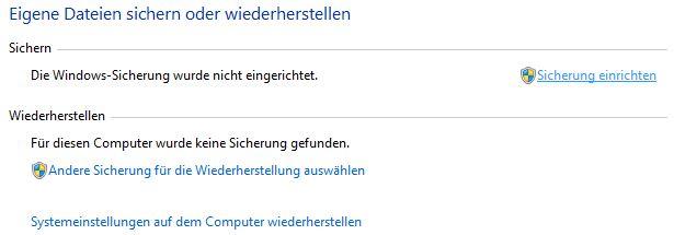 World Backup Day | Windows Sicherung