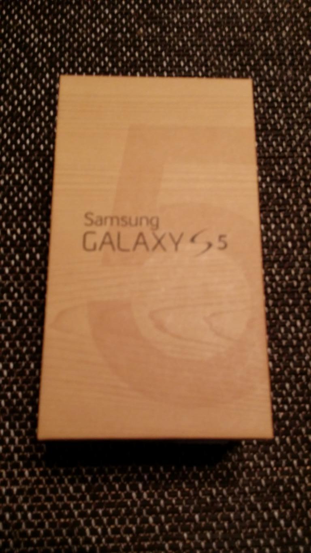 Samsung Galaxy S5 | Verpackung