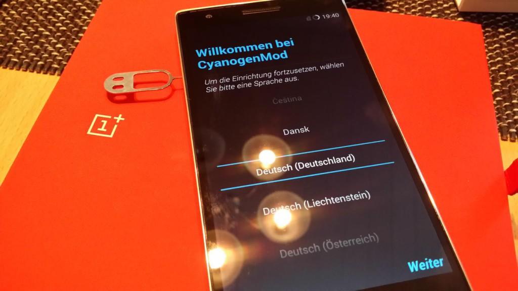 OnePlus One   Rätsel um den Anhänger ist gelöst