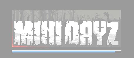 MinidayZ als Browsergame   Ladebildschirm