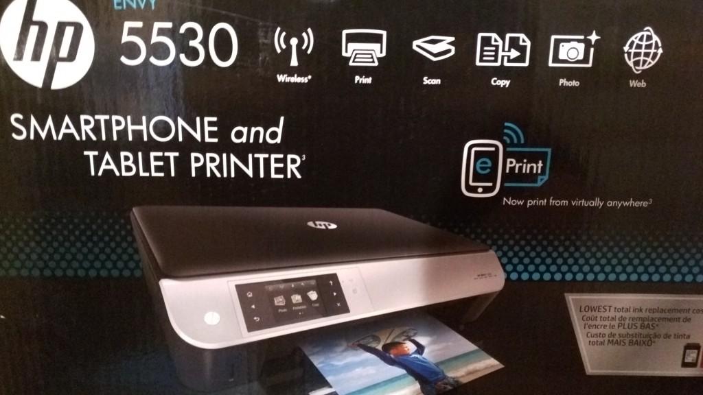 HP ENVY 5530 | Verpackung