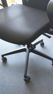 Ergonomischer Bürostuhl mit diversen Einstellmöglichkeiten