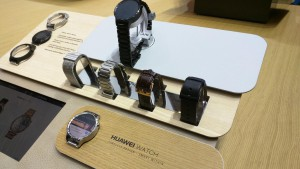 Huawei Watch in verschiedenen Designs