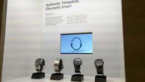 Sony Wena Wrist mit Beschreibung