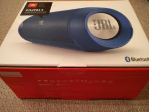 JBL Charge 2 | Verpackung Vorderseite