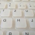 Herkömmliche Rubberdome Tastatur
