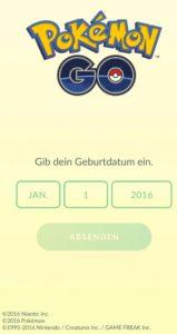 Pokemon GO installiert