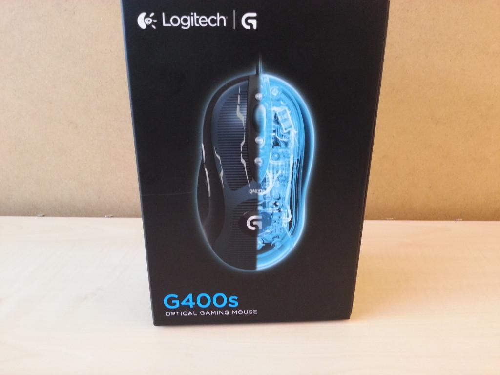 Logitech G400s | Verpackung