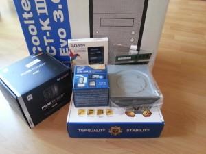 Haswell PC selber bauen | Hardwareübersicht