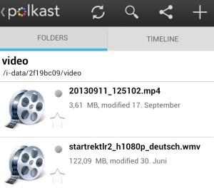 ZyXEL NAS325 | Polkast App