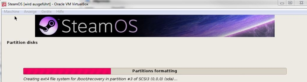SteamOS | Installation