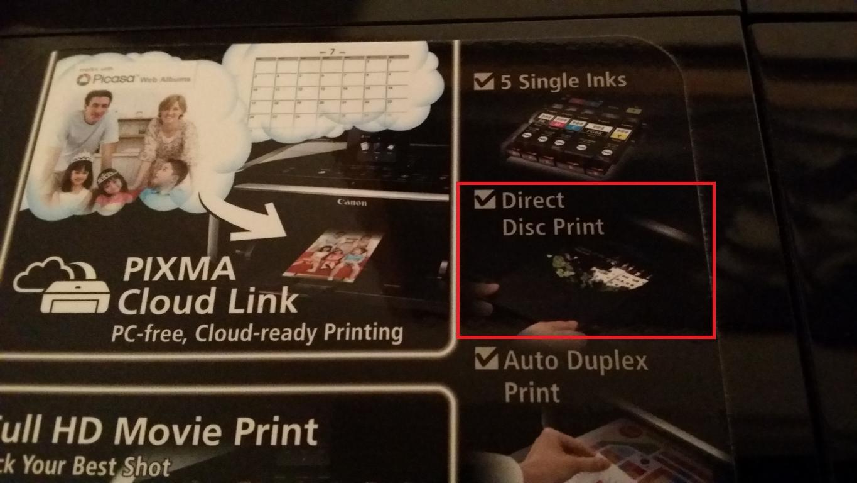 Rohlinge bedrucken | schnell und einfach mit CD/DVD-Funktion