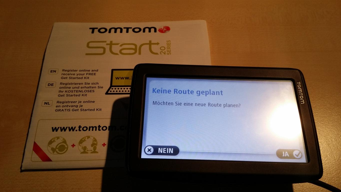 TomTom Start 25 M Europe | großes Display