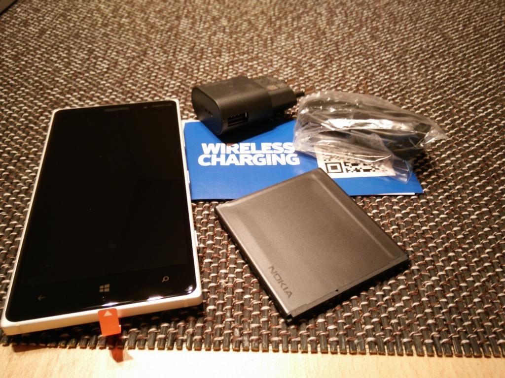 Nokia Lumia 830 | Lieferumfang