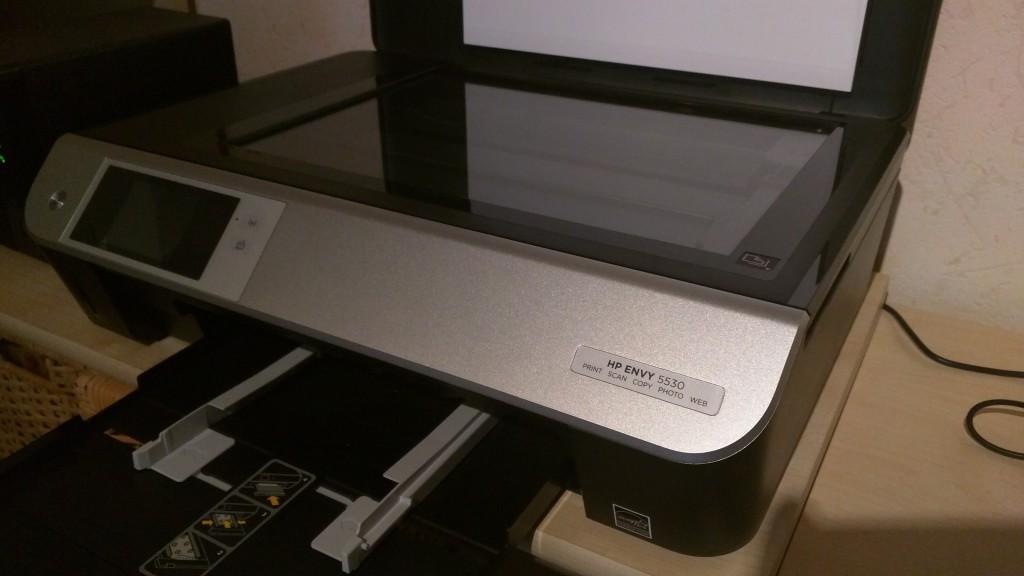 HP ENVY 5530 Multifunktionsdrucker für Hausgebrauch