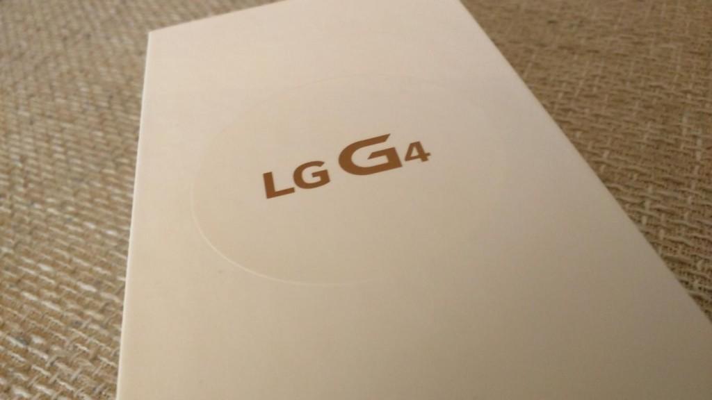 LG G4 | Verpackung
