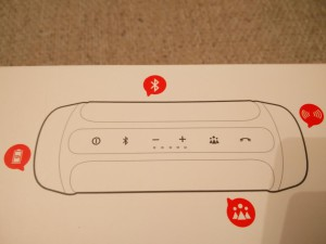 JBL Charge 2 | Funktionen wie Bluetooth, Anschluss von bis zu drei Geräten und Lademöglichkeit