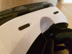 HooToo 3D VR Box | Einstellmöglichkeiten für Linsen